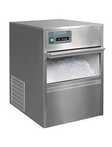 Polar Polar G-serie IJsblokjesmachine   Productie 20 kilo/24 uur