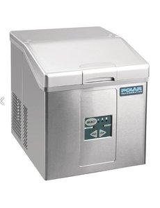 Polar C-serie Tafelmodel IJsblokjesmachine |  17 kilo/24uur