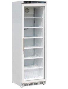 Polar C-serie Display Vriezer met Glazen Deur | 365 Liter | -25°C tot -10°C | H185x60x60cm.