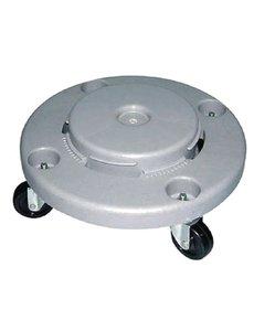 Jantex Wielbasis voor Afvalcontainer 120 Liter L645