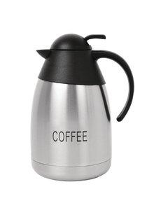 Olympia Isoleerkan RVS | Opdruk  COFFEE | 1.5 Liter