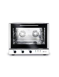 Hendi Bakkerij Oven met Stoominjectie 4 x 600x400mm 400V