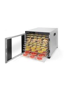 Hendi Profi Line Voedseldroger met 10 Trays | 1000 Watt