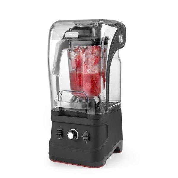 Hendi Blender met geluiddempende kap | 2,5 Liter | 1680W