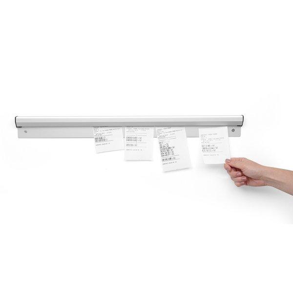 Hendi Bonnenhouder Aluminium | Lengte 60 cm.