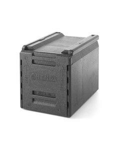 Hendi Hendi Thermo Catering Box Voorlader | Inhoud GN1/1 | 600x400x490(h)mm