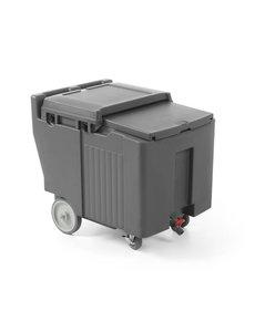 Hendi Geïsoleerde ijscontainer |  110 Liter | 585x800x(h)745