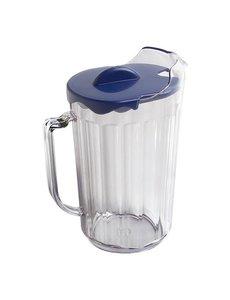 EMGA Schenkkan met deksel   1,8 Liter   Hoogte 23cm