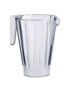 EMGA Schenkkan Stapelbaar Transparant Polycarbonaat | 1 Liter
