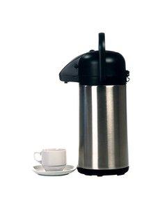 EMGA Pompkan met Draaibare Voet RVS | 2.2 Liter