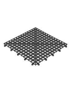 EMGA Glas Afdruipmat Koppelbaar met Klikverbinding | 33x33cm