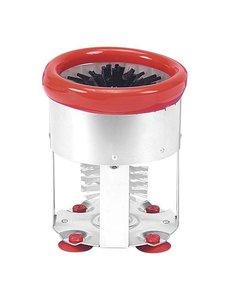 EMGA Spoelborstel voor Glazen | Rond | Nylon