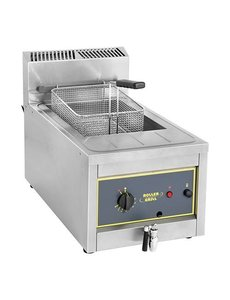 Roller Grill Friteuse gas 1x12L.