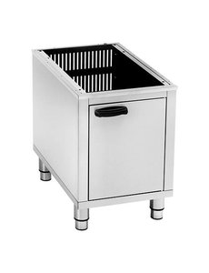 Roller Grill Onderkast voor  Friteuse Roller Grill | 53(H)x60x40cm