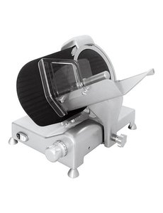 CaterChef Vleessnijmachine met Teflon Mes Ø250 mm. | 300Watt |  36(H)x46x56cm