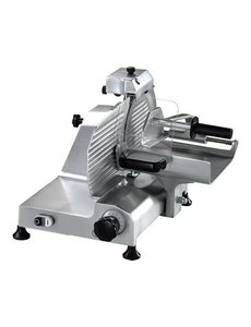 Mach Vleessnijmachine | Mes Ø 250  mm. | 260Watt | 47(H)x50x50cm