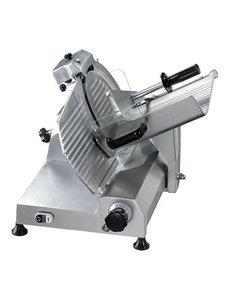 Mach Mach Vleessnijmachine | Mes Ø 300 mm | 300Watt | 47(H)x62x56cm