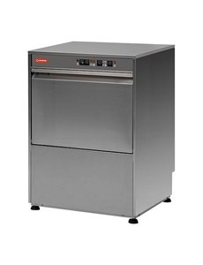Modular Vaatwasmachine met Naglanspomp | Korven 50x50cm. |  DW50 | 230V/3.65kW |  83(H)x63x60cm