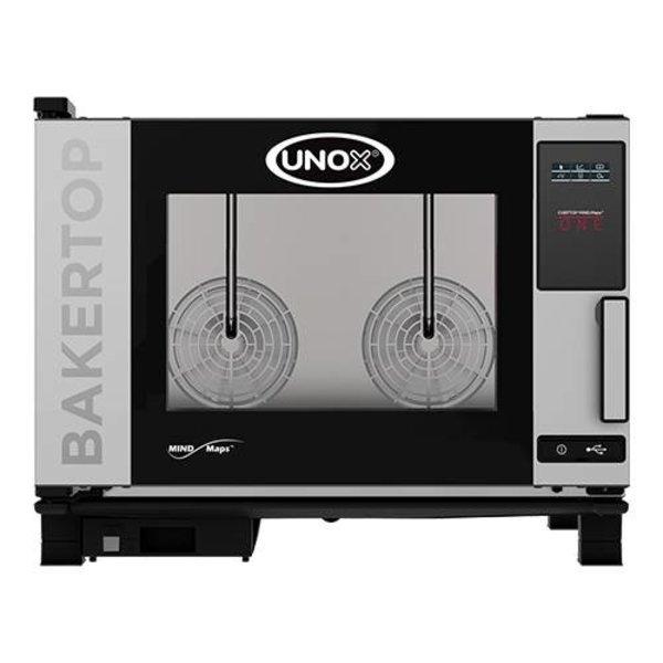 UNOX BakerTop MindOne 4x60X40-400