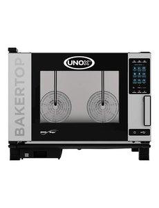 UNOX BakerTop Combisteamer MindMaps PLUS | 4x 60x40 cm. |  68(H)x96x86cm