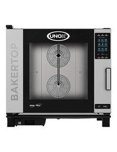 UNOX BakerTop Combisteamer MindMaps PLUS | 6x 60x40 cm. | 400V/14kW | 85(H)x96x86cm