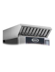 UNOX BakerTop Afzuigkap voor MindMaps Ovens  | 24(H)x115x86cm