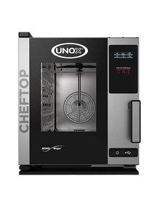 UNOX ChefTop Combisteamer MindMaps ONE POWER | 5xGN2/3 | 400V/5.2kW | 65(H)x66x54cm