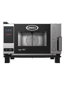 UNOX ChefTop Combisteamer MindMaps ONE | 3x GN1/1 | 400V/5.2kW | 54(H)x75x78cm