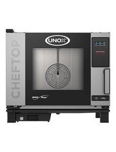 UNOX ChefTop Combisteamer MindMaps ONE | 5x 1/1 GN | 400V/7.0kW | 68(H)x78x75cm