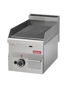 Modular Bak/grillplaat glad gas