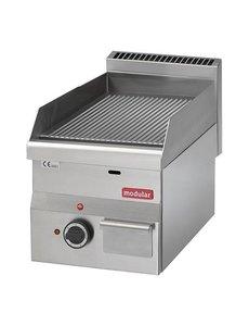 Modular Bak/grillplaat ribbel propaan