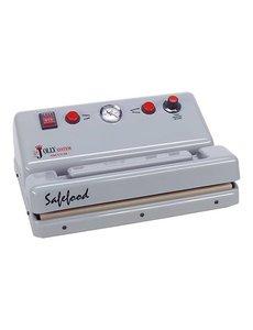 EMGA Vacuummachine | Sealbreedte 33 cm. |  SAFEFOOD |  400W