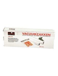 CaterChef Vacuumzakken 40 cm. | Sous Vide | Lengte 6 m. | 2 Rollen