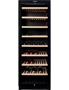 Saro Wijnklimaatkast voor 177 flessen | 537 liter | 60x70xH172 mm.