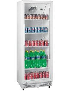 Saro Display koelkast met glazen deur 230 liter | model GTK 230 | 53x63,5xH144,2cm5