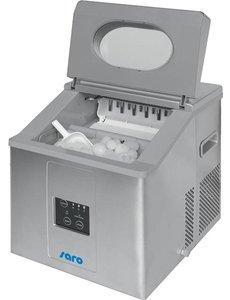 Saro Saro IJsklontjesmachine   15 kg / 24 uur   Watertank 2 liter   EB 15
