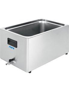 Saro Geïsoleerde Sous-Vide Boiler | GN1/1 | 28 Liter | Model SV K 28