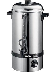 Saro Glühwein en Warm Water Dispenser HOT DRINK   10 Liter   2400W   +30/+110 °C