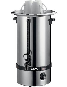 Saro Glühwein en Warm Water Dispenser | HOT DRINK |  19 Liter