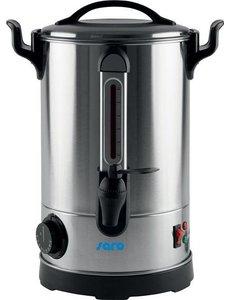 Saro Glühwein en Warm Water Dispenser | Inhoud 5.9 Liter |  +30/+110 °C