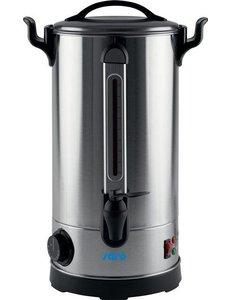 Saro Glühwein en Warm Water Dispenser | Inhoud 9 Liter |  +30/+110 °C