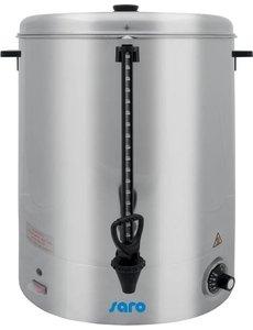 Saro Glühwein en Heetwaterdispenser | HOT DRINK | 40 Liter | 2400W