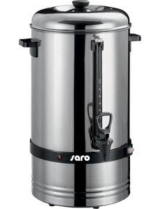 Saro Percolator Saromica 10 Liter / 70 kopjes | 1500W | Ø28x(H)54cm
