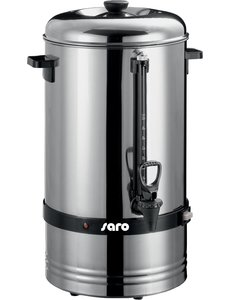 Saro Percolator Saromica 6010 | 10 Liter | 70 kopjes | Ø27,5x(H)54cm