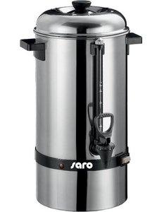 Saro Percolator Saromica 6.8 Liter / 40 kopjes | 1500W | Ø24x (H)48cm