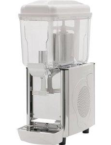 Saro Koude Drank Dispenser Wit   1x 12 Liter   230V/290W   Temp. +3/+8 °C
