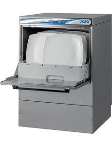 Saro Vaatwasmachine met Peristaltische Wasmiddel en Spoelpomp, Afvoerpomp en Vuilfilter | 230V/3.6kW | Korf 50x50 cm.
