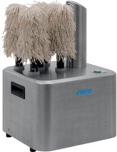 Saro Elektrische Glazenpoleermachine | 300  per uur.