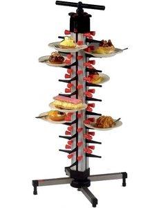 Saro Plate-Mate® Bordenrek voor 36 Borden