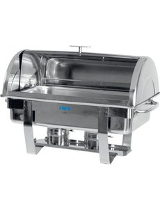 Saro Chafing Dish met Roldeksel |  GN 1/1 | 9 Liter